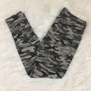 Rich & Skinny camouflage skinny jeans
